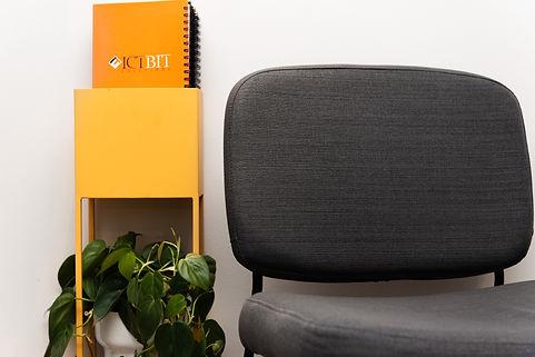 אלינור גוילי עיצוב פנים רהיט לניירת שיוו