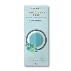 Includes Organic Coconut Chips