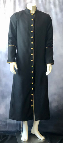 Men's Long Clergy Robe – Redemption