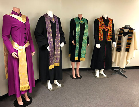 Clergy Stoles