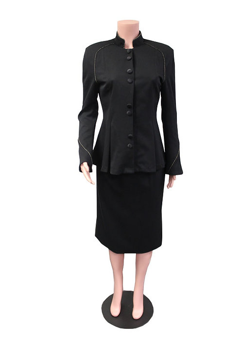 Women's Clergy Suit – Divinity