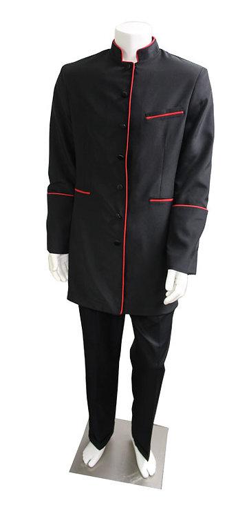 Men's Clergy Jacket – Self-Reliance