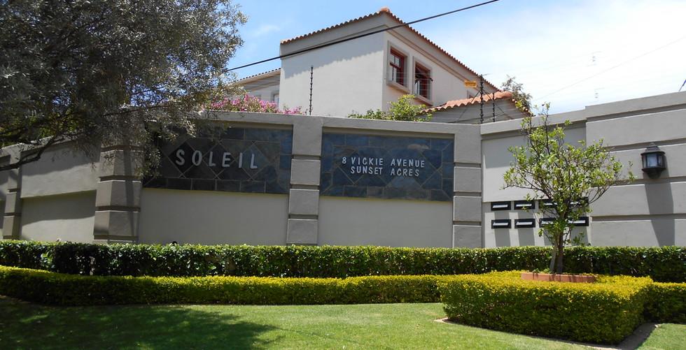 Soleil - 8 luxury Morningside units