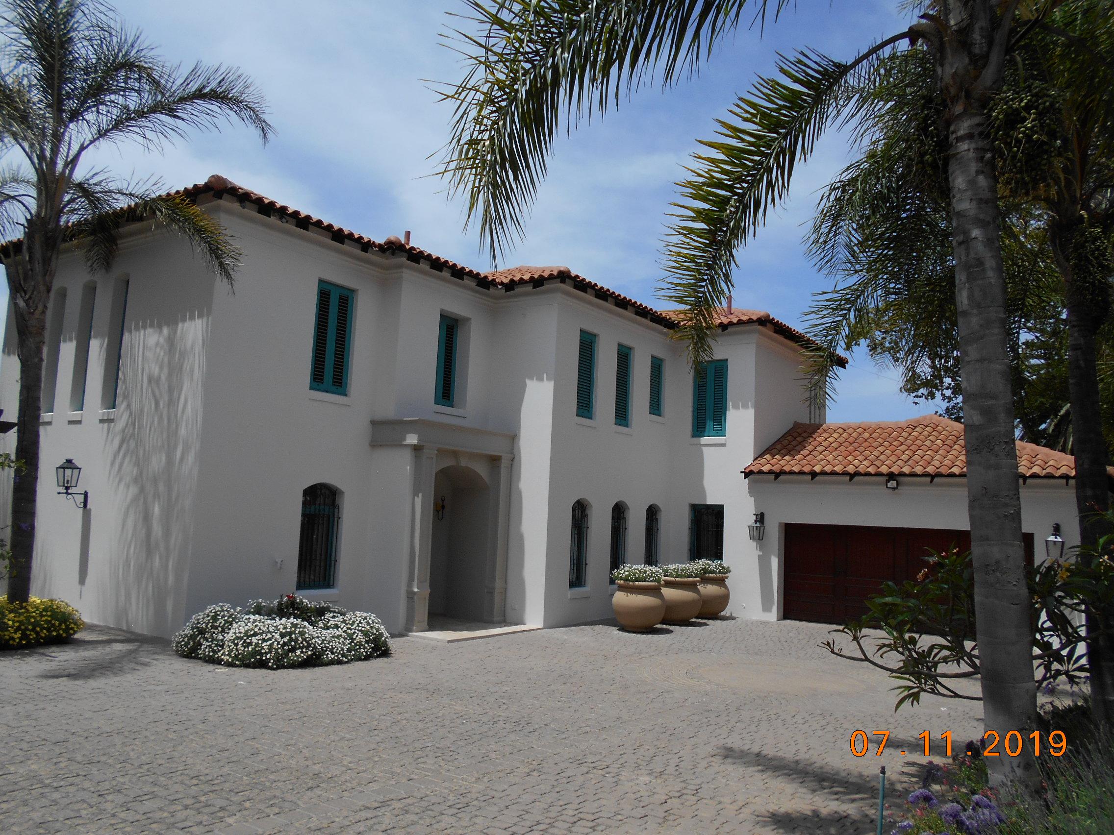 Spanish Style House: Athol