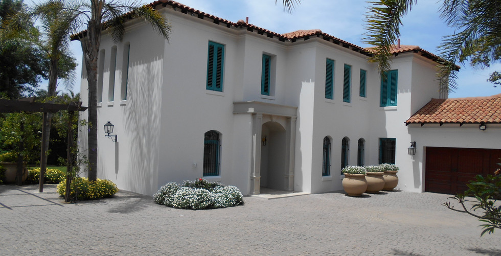 Spanish Style House in Ath