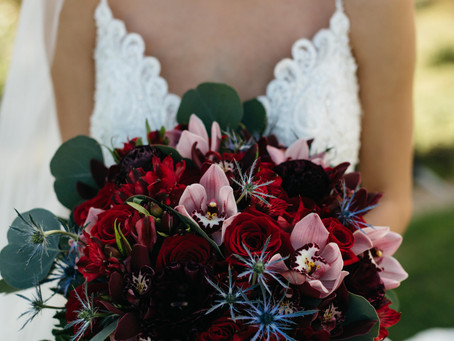 Maui Elopement / Wedding Florist