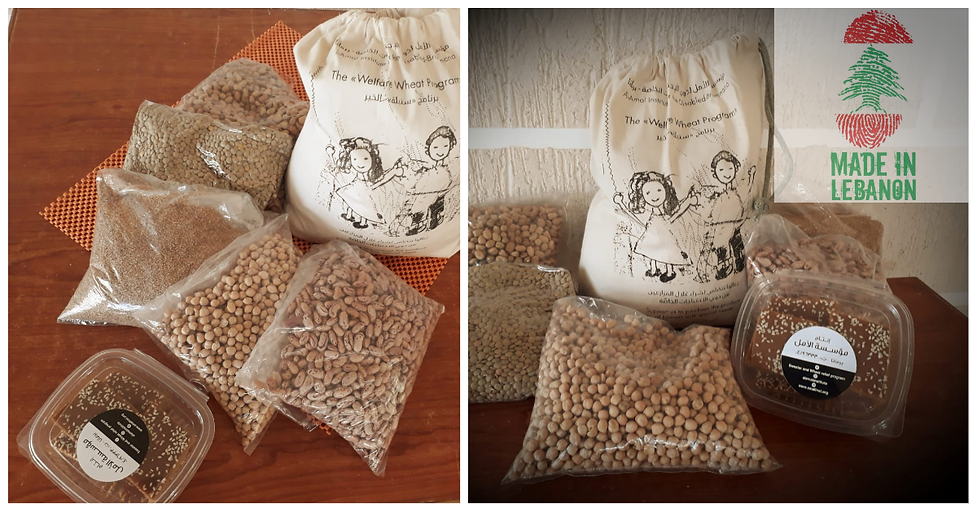 Welfare Wheat Package