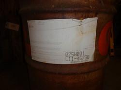55 Gallon Resin drum