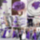 purple silver wedding.jpg
