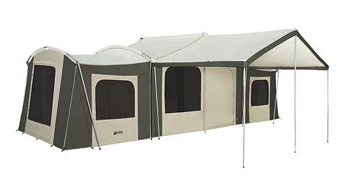 26 x 8 ft. Grand Cabin with Awning