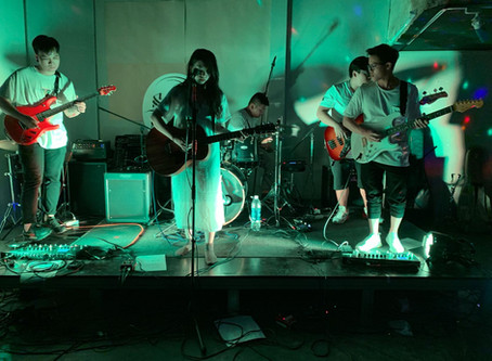 INDIE ROCK IS ALIVE AND ROCKING IN SAIGON