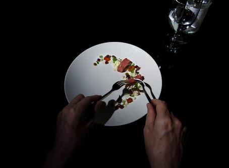 NEWLY ADDED: NOIR: DINING IN THE DARK & BLANC