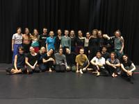 SIB Dance Lab participants 2019