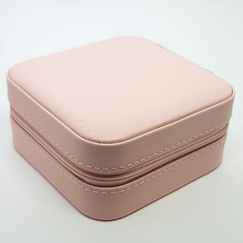 Mini caixa de joias - ROSA