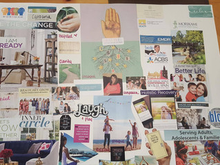Create a Vision Board and Stay Focused on Your New Year's Resolutions