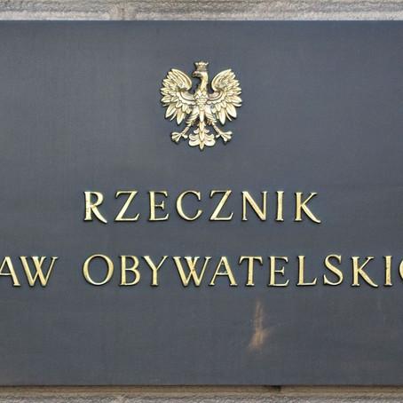 Na straży prawa i praworządności - Rzecznik Praw Obywatelskich