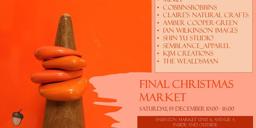 Final Christmas Market 2020