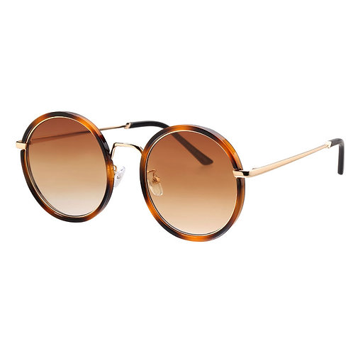 Miss fab - sunglasses in black/brown