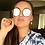 Thumbnail: Miss fab - sunglasses in black/brown