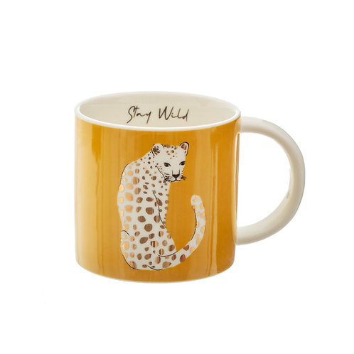 Leopard, stay wild - mok van Sass & Belle