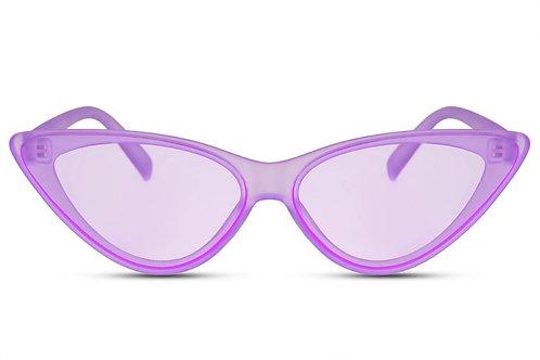 Olivia - zonnebril (paars)