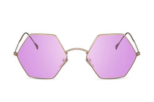 Caro - zonnebril (paars)