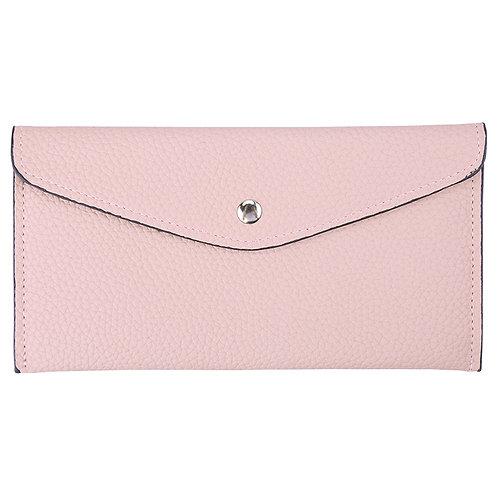 Purse envelop in roze