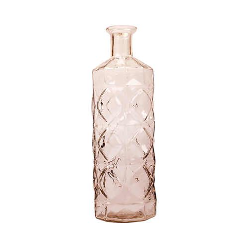 Round bottle terra