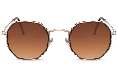 Kira - zonnebril (bruin)