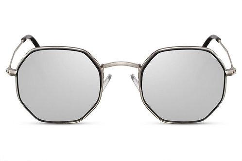 Kira - zonnebril (zilver)