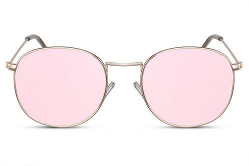 Rosa - zonnebril (roze)