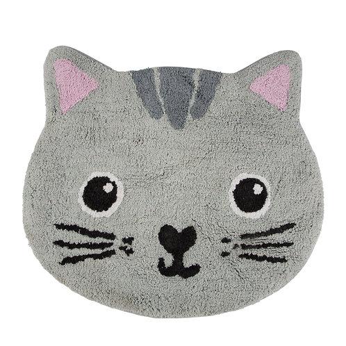NORI CUTE KITTY CAT - kawaii vloerkleedje van Sass & Belle