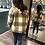 Thumbnail: MOMMA 2.0 - zachte blouse/jack in groen