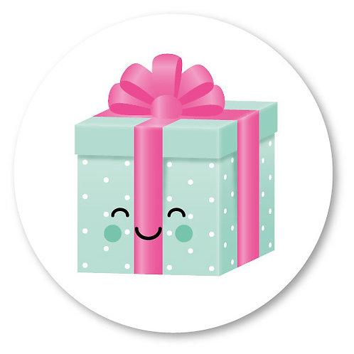 Cadeautje inpakken