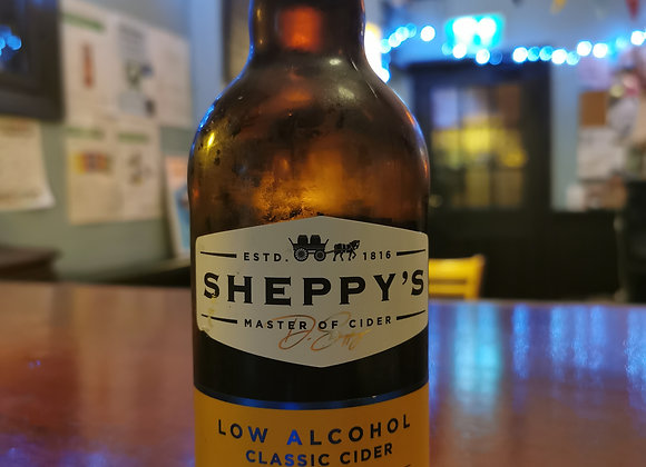 Sheppy's: Low Alcohol Cider