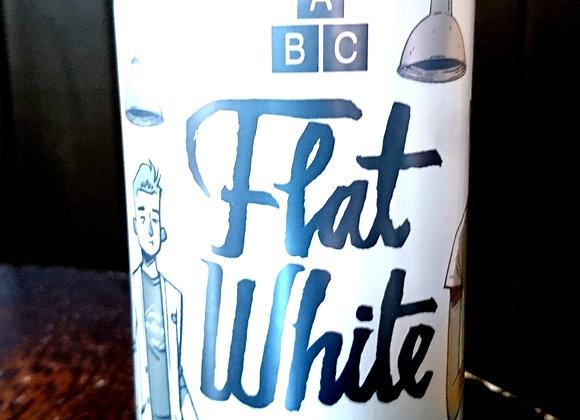 Alphabet: Flat White