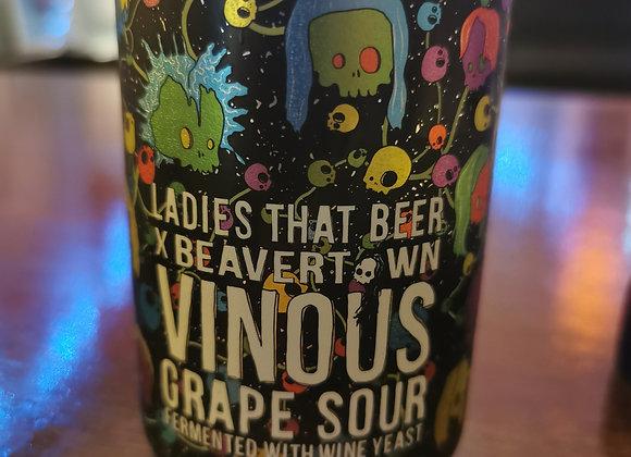 Ladies that Beer x Beavertown: Vinous
