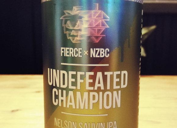 Fierce/NZBC: Undefeated Champion