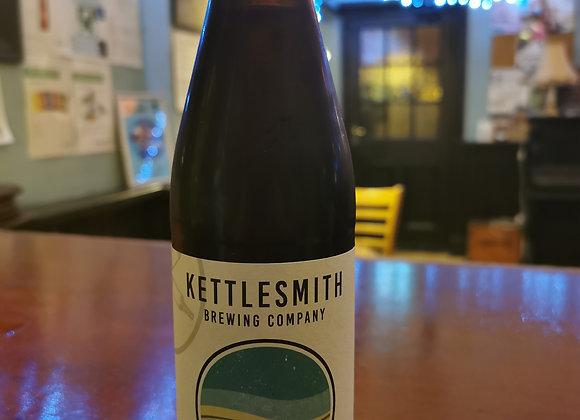 Kettlesmith: White Label 005 Kolsch - Coastline