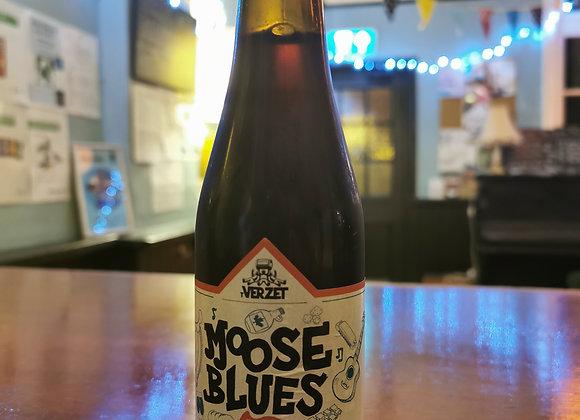 Brouwerij 't Verzet - Moose Blues