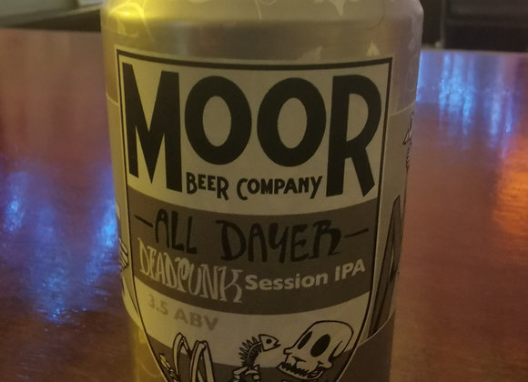 Moor: All Dayer IPA