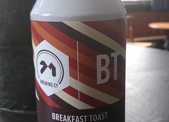 71 Brewing: Breakfast Toast