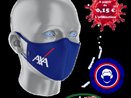 Masque entièrement personnalisable