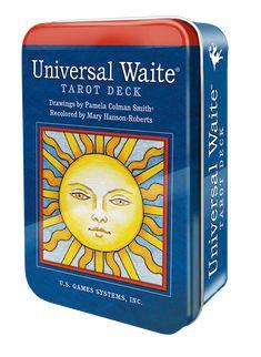 The Universal Waite Tarot Deck - 細版塔羅牌