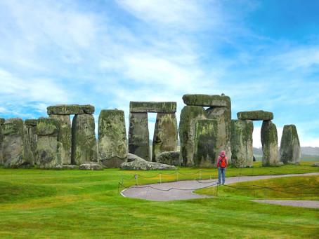 探索英國史前巨石陣之旅 Trip to Stonehenge