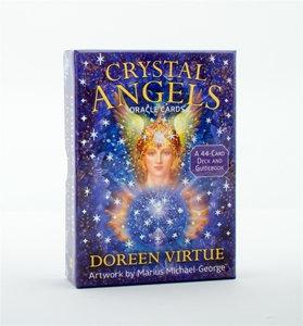水晶天使牌套裝 Crystal Angels Oracle Cards