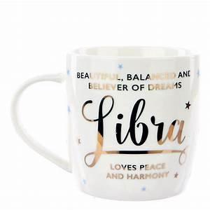 12星座之天秤座杯 Libra Mug