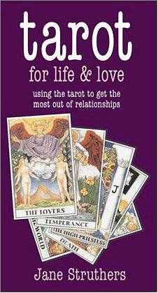 Tarot for Life & Love 自學塔羅牌參考書