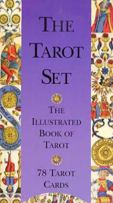 The Illustrated Book of TAROT 古典塔羅牌套裝