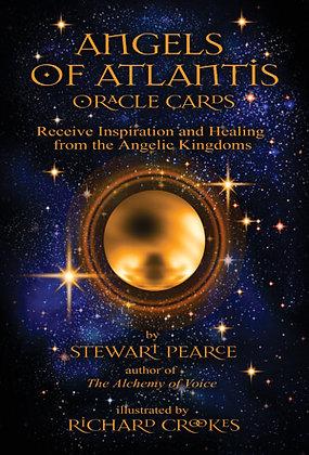 12大天使牌套裝 Angels of Atlantis Oracle Cards